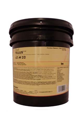 Гидравлическое масло SHELL Tellus S2 M 32 (18,92л)