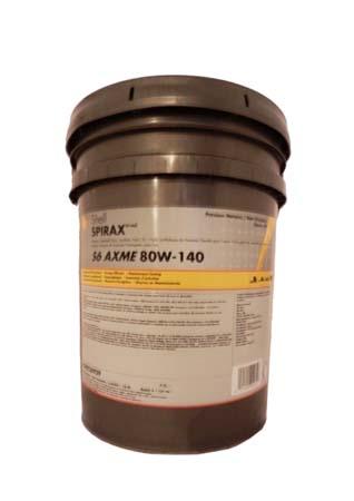 Трансмиссионное масло SHELL Spirax S6 AXME SAE 80W-140 (18,92л)
