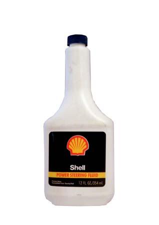 Жидкость для гидроусилителя SHELL Power Steering Fluid (0,34л)