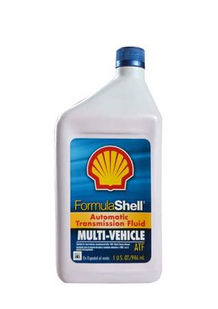 Трансмиссионное масло SHELL Formula Shell Multi-Vehicle ATF (0,946л)