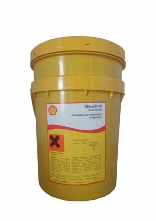 Антифриз концентрированный зеленый SHELL Glyco Shell Concentrate (20л)