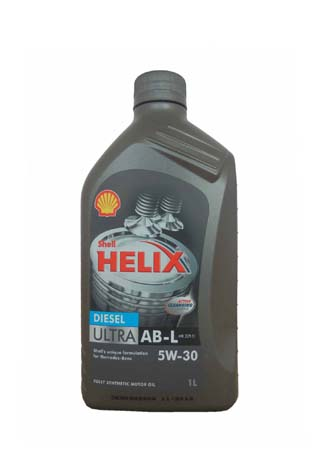 Моторное масло SHELL Helix Diesel Ultra AB-L D SAE 5W-30 (1л)