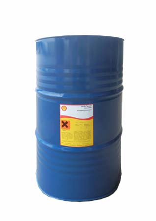 Антифриз концентрированный зелено-голубой SHELL Antifreeze Concentrate (209л)