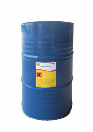 Антифриз готовый к прим. зелено-голубой SHELL Antifreeze Diluted (209л)