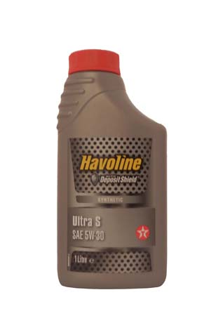 Моторное масло TEXACO Havoline Ultra S SAE 5W-30 (1л)