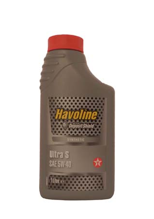 Моторное масло TEXACO Havoline Ultra S SAE 5W-40 (1л)