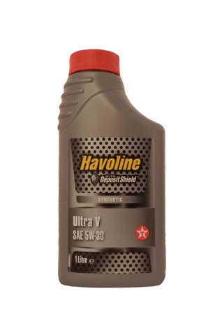 Моторное масло TEXACO Havoline Ultra V SAE 5W-30 (1л)