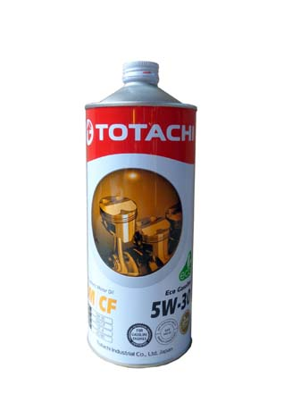 Моторное масло TOTACHI Eco Gasoline Semi-Synthetic SM/CF SAE 5W-30 (1л)