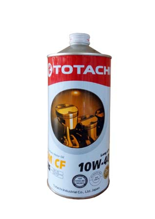 Моторное масло TOTACHI Long Life Semi-Synthetic SM/CF SAE 10W-40 (1л)