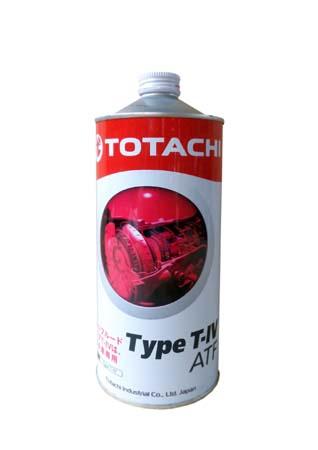Трансмиссионное масло TOTACHI ATF Type-IV (1л)