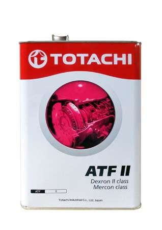 Трансмиссионное масло TOTACHI ATF Dexron-II (class) (4л)