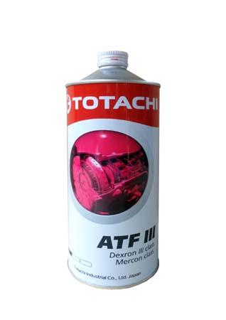 Трансмиссионное масло TOTACHI ATF Dexron-III (class) (1л)