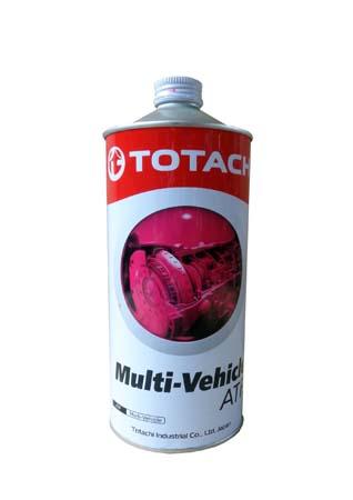 Трансмиссионное масло TOTACHI ATF Multi-Vechicle (1л)
