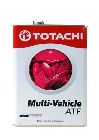 Трансмиссионное масло TOTACHI ATF Multi-Vechicle (4л)