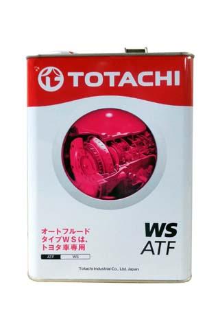 Трансмиссионное масло TOTACHI ATF WS (4л)