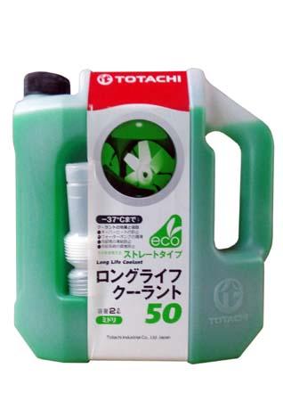 Антифриз TOTACHI LLC Green 50% -37 (2л)