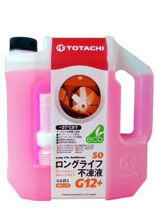 Антифриз TOTACHI LLC G-12 50% -37 (2л)