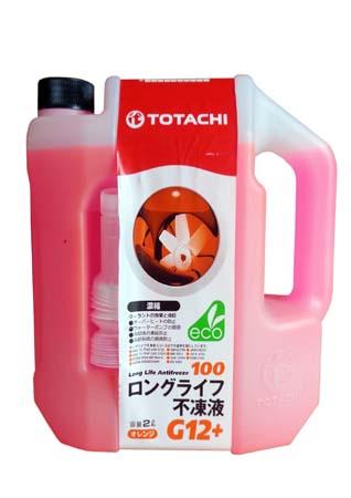 Антифриз TOTACHI LLC G-12 100% (2л)