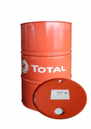 Моторное масло дизельное TOTAL RUBIA TIR 8600 10W40 208L