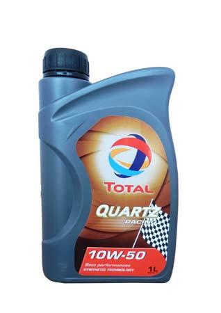 Моторное масло TOTAL Quartz Racing SAE 10W-50 (1л)