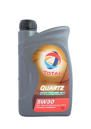 Моторное масло TOTAL QUARTZ 9000 FUTURE NFC, 5W-30, 1л, 171839