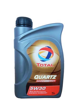 Моторное масло TOTAL QUARTZ 9000 ENERGY, 5W-30, 1л, 176011