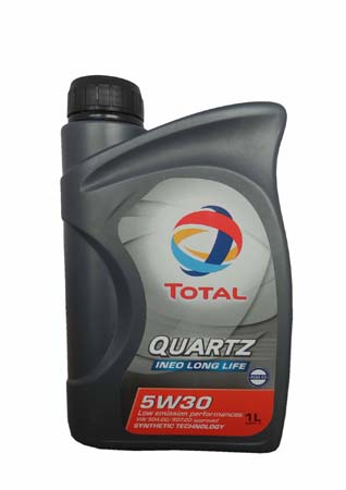 Моторное масло TOTAL QUARTZ INEO LONG LIFE, 5W-30, 1л, 181711