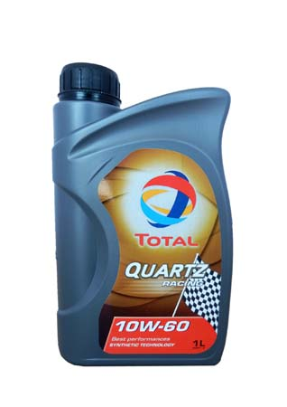 Моторное масло TOTAL QUARTZ RACING, 10W-60, 1л, 182162