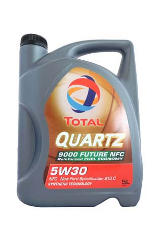 Моторное масло TOTAL QUARTZ 9000 FUTURE NFC, 5W-30, 5л, 183199