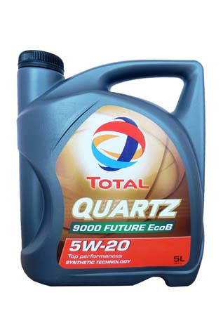Моторное масло TOTAL Quartz 9000 Future EcoB, 5W-20, 5л, 195027