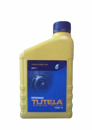 Тормозная жидкость TUTELA TOP 4 (1л)