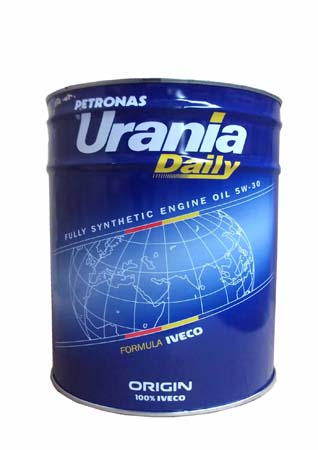 Моторное масло URANIA Daily SAE 5W-30 (20л)