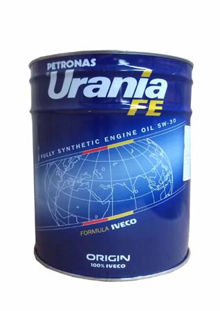 Моторное масло URANIA FE SAE 5W-30 (20л)