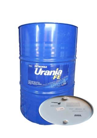 Моторное масло URANIA FE SAE 5W-30 (200л)