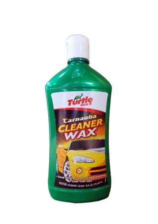 Полироль с воском TURTLE WAX Carnauba Liquid Wax (0,473л)