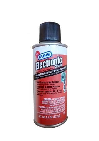 Очиститель электроконтактов GUNK Electronic Cleaner (127гр)
