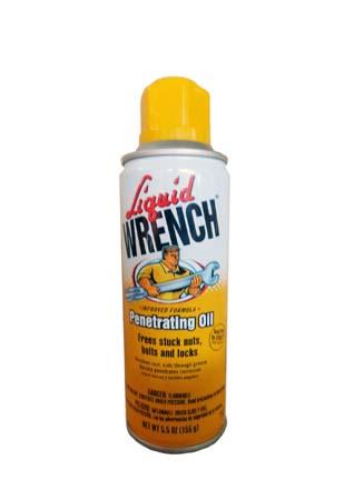Жидкий ключ растворяющее средство GUNK Liquid Wrench Super Penetrant Aerosol (155гр)