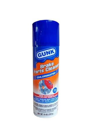 Очиститель тормозов и деталей GUNK Break Cleaner (538гр)