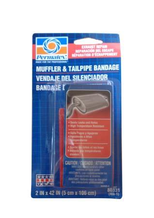 PERM.80331 Лента-бандаж для ремонта выхл.сист.(5х106см)