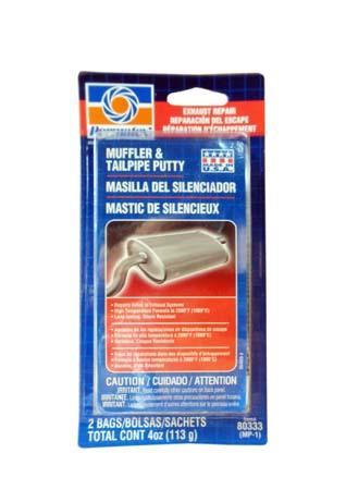 Герметик глушителя PERMATEX Muffler & Tailpipe Putty (113гр)