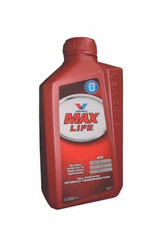 Трансмиссионное масло VALVOLINE Maxlife ATF (1л)