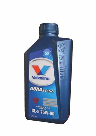 Трансмиссионное масло VALVOLINE Durablend GL-5 SAE 75W-90 (1л)