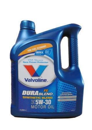 Моторное масло VALVOLINE Durablend FE SAE 5W-30 (4л)