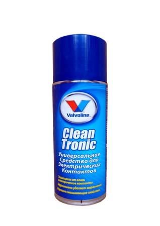 Средство для электрических контактов VALVOLINE Clean Tronic (0,4л)
