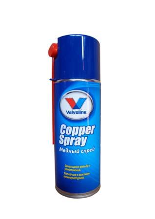 Медный спрей VALVOLINE Copper Spray (0,4л)