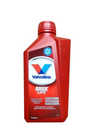 Охлаждающая жидкость VALVOLINE Maxlife AFC 50/50 (1л)
