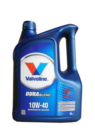 Моторное масло VALVOLINE Durablend SAE 10W-40 (4л)