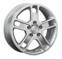 Колесный диск Ls Replica V6 6.5x16/5x108 D63.3 ET52.5 серебристый (S)