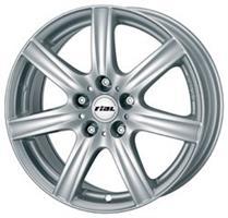 Колесный диск Rial DAVOS 7x16/5x112 D63.3 ET38 серебро
