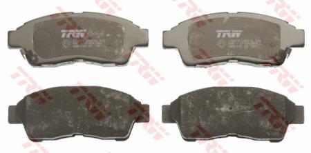 Колодки дисковые Передние, TRW, GDB1143